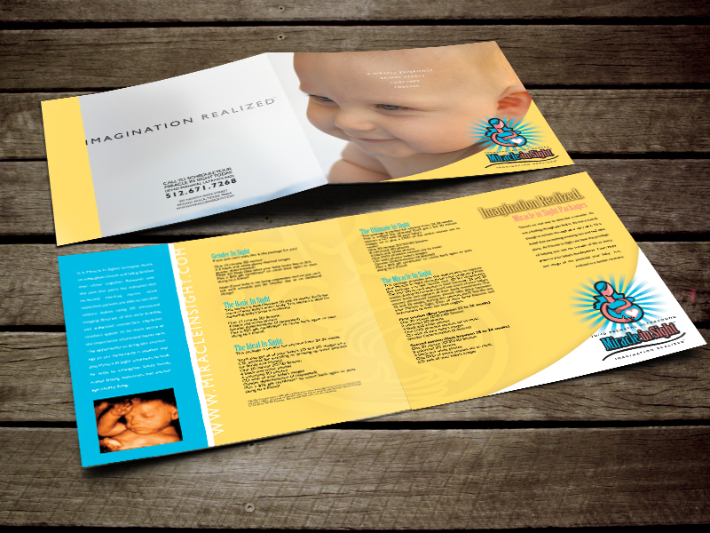 Miracle In Sight Brochure