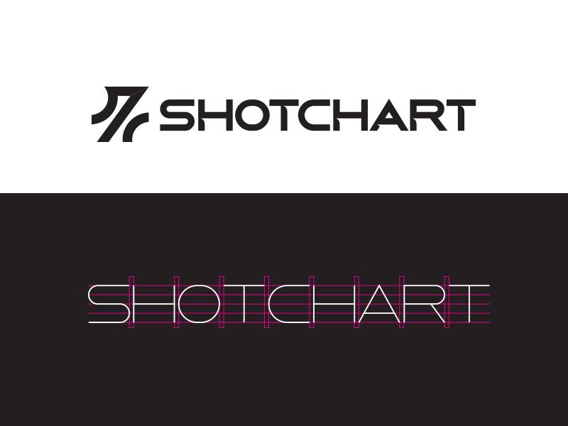Shotchart™ Logo & Typeface
