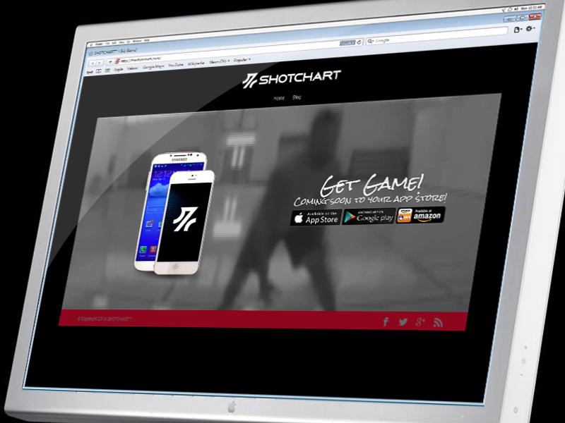 Shotchart™ Website