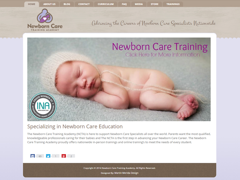 Newborn Care Training Academy