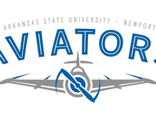 Arkansas State University – Newport Aviators Logo